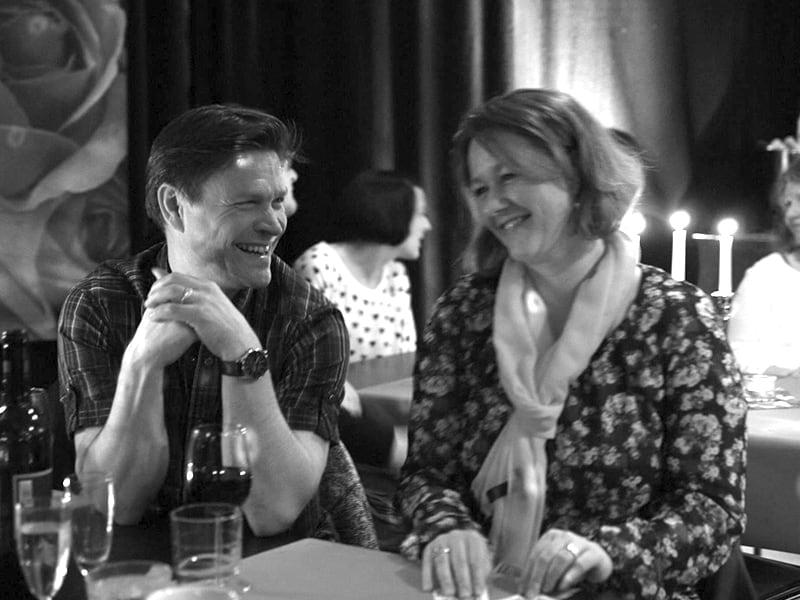 Zauberer Familienfeier Stuttgart - auch als Walking Act beeindruckt Marco Miele