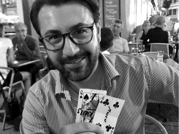 Magisches Dinner Stuttgart, Magic Dinner München - Zauberer Marco Miele