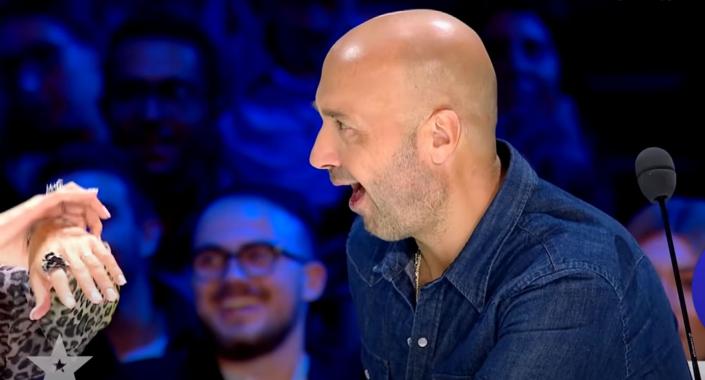 Marco Miele aus Stuttgart beim italienischen Supertalent
