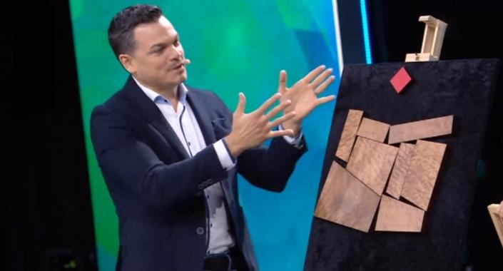 Berührende Aufführung für das Finale von Italia's Got Talent