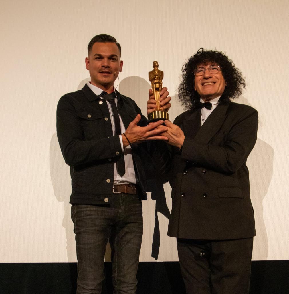 Gripping magic show from the award-winning magician from Stuttgart