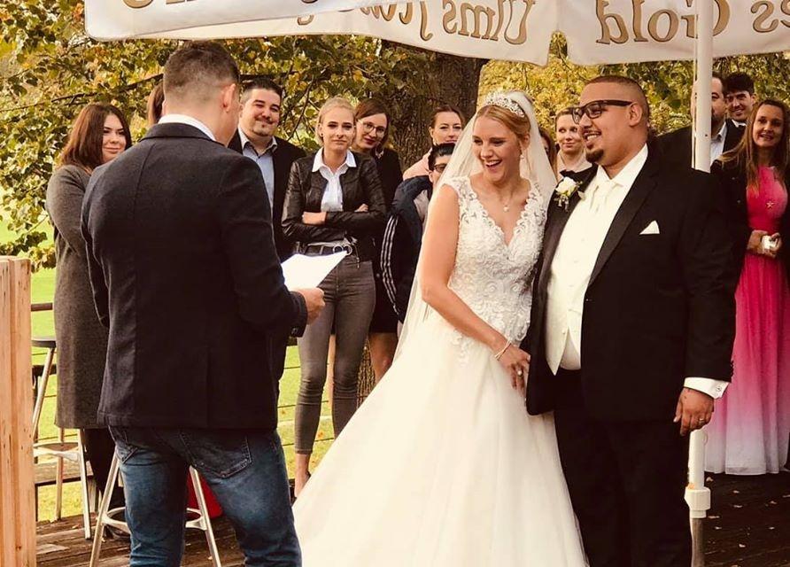 Ehepaar und Gäste in Frankfurt begeistert von der berührenden Magie von Marco Miele
