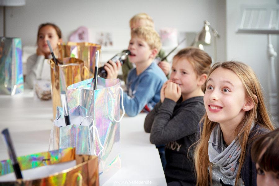 Kinder vom Zauberer Marco Miele in München verzaubert