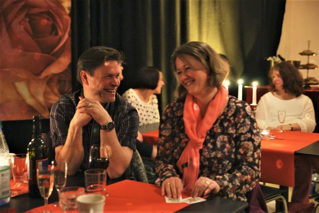 Magischer Abend mit dem Zauberer Marco Miele in einem Stuttgarter Restaurant