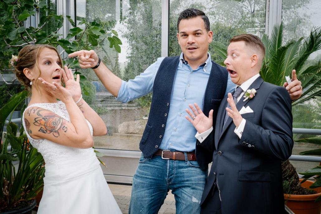 Unvergesslicher Auftritt von Marco Miele bei Hochzeit in Stuttgart