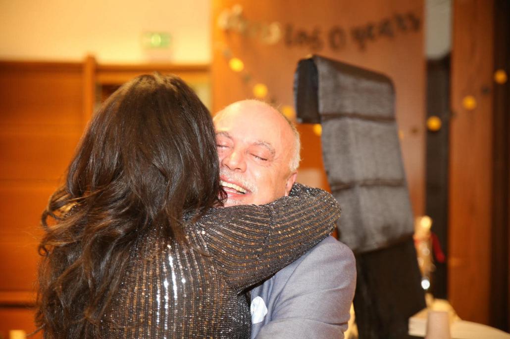 Geburtstagsfeier in München mit dem Zauberer Marco Miele