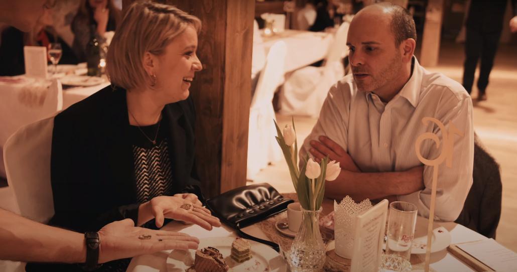 Indimenticabile anniversario con Marco Miele a Francoforte