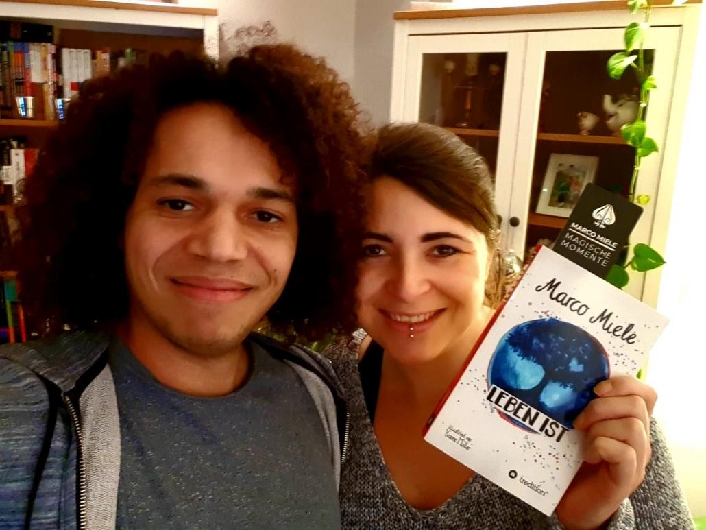 Ein Buch über das Leben, Menschen, Emotionen und magische Momente, von dem bekannten Hypnotiseur Marco Miele aus Stuttgart.
