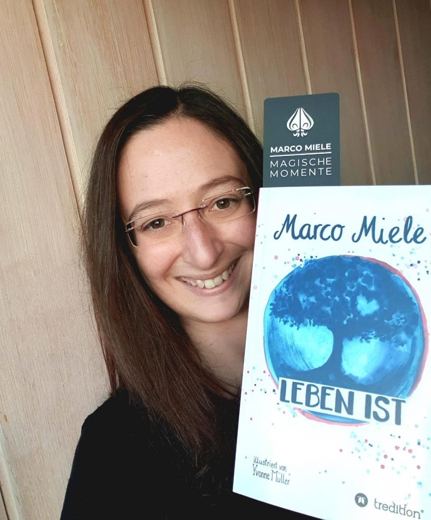 Das neue faszinierende Buch vom Stuttgarter Magier Marco Miele.