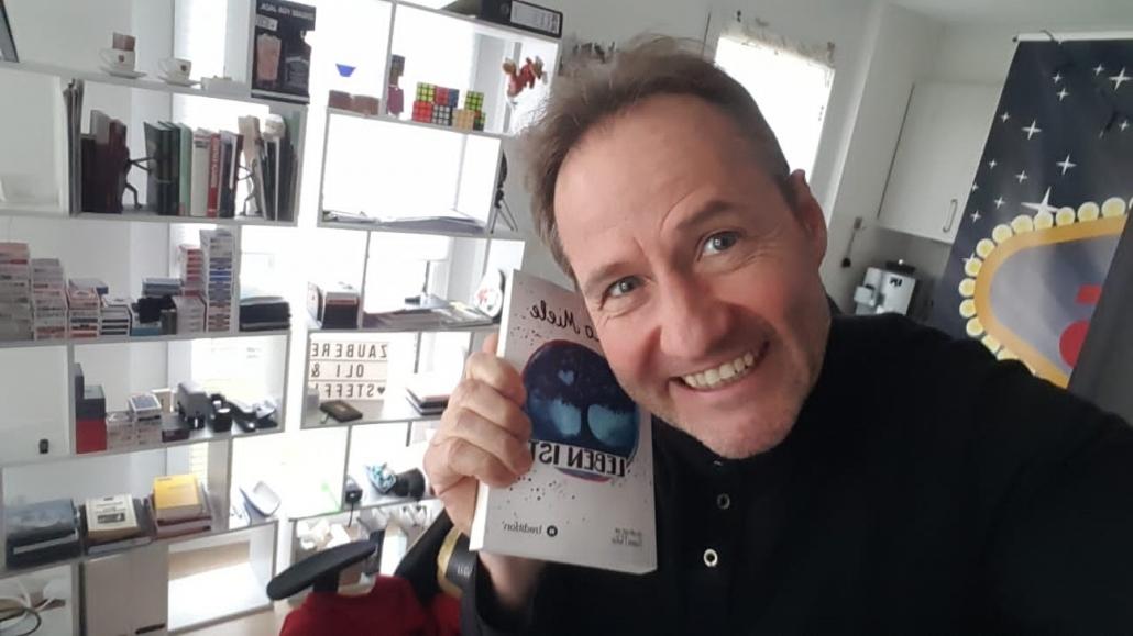 Die Magie von Marco Miele wird Sie wieder überraschen...diesmal im Buchformat!