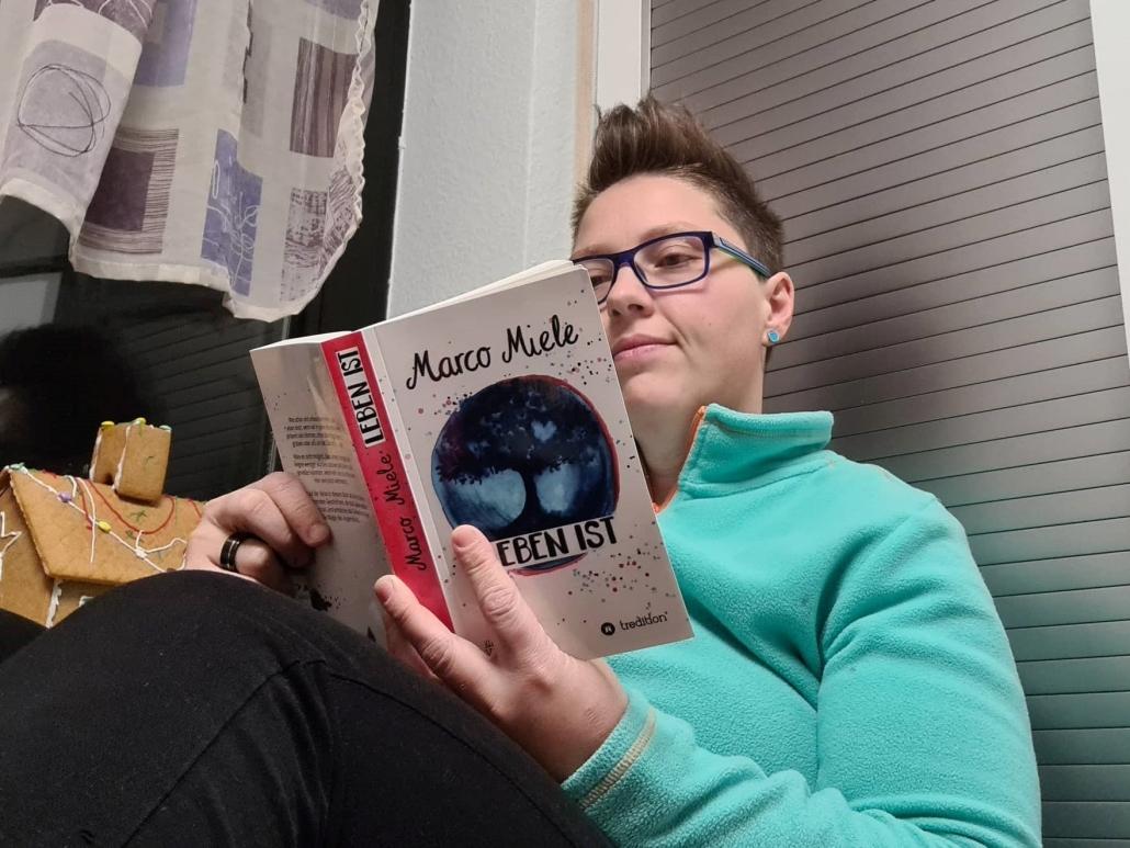 Das neue Buch von Marco Miele entführt Sie jeden Tag in eine neue spannende Welt.